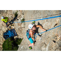 攀岩繩ROCK+ 10 mm x 70 m-藍色
