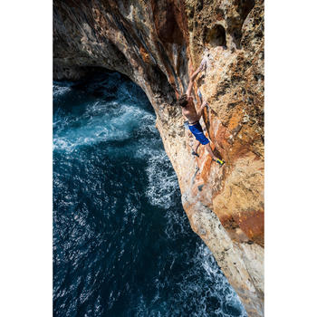Bouldershorts Herren blau