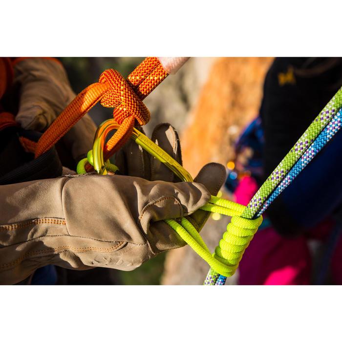 Anneau pour nœud autobloquant PRUSSIK LOOP 60 cm Jaune