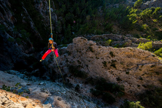 Longe d'escalade LA VACHE 75cm - 1151169