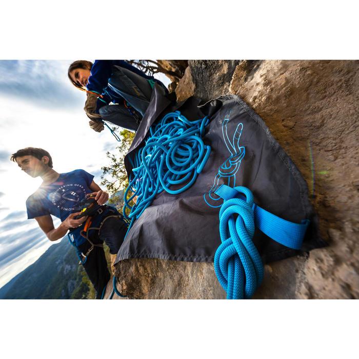 Kletterseil Rock+ 10 mm x 60 m blau