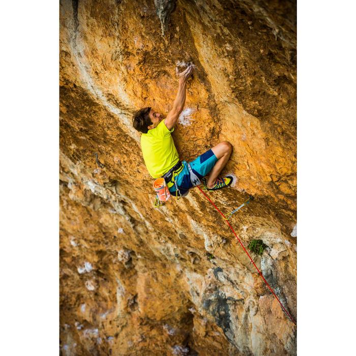 Klettershorts Cliff Herren türkis