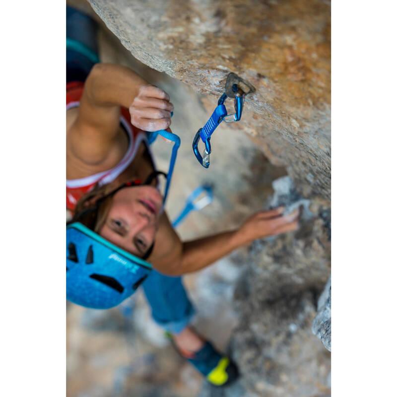 VYBAVENÍ NA HOROLEZECTVÍ Alpinismus, horolezectví - EXPRESKA ROCKY 11 cm SIMOND - Lezecké vybavení