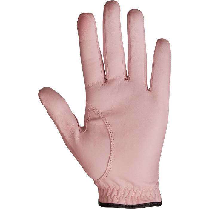 Golfhandschuh 500 Rechtshand Damen rosa