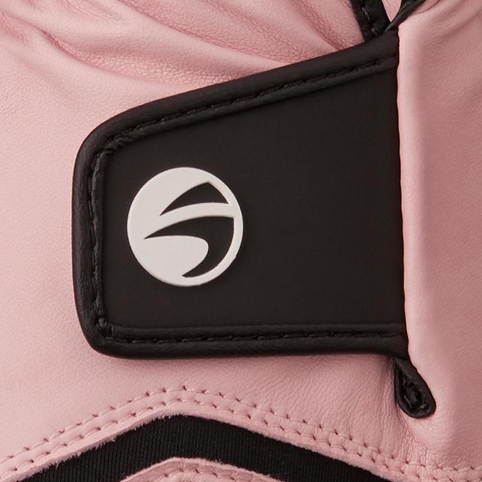 Gant de golf femme 500 confirmée et experte droitière rose