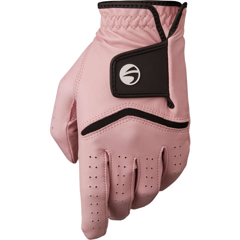 GOLF BALLS, GLOVES, TEES - Women's Pink RH Glove 500 INESIS
