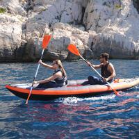 Remo de kayak CK100 New desmontable y simétrica