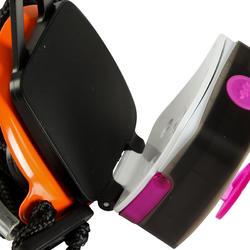 Verlichtingsset voor kamperen Clic 60 lumen blauw/roze - 115150