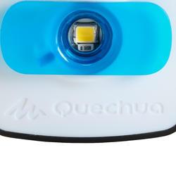 Verlichtingsset voor kamperen Clic 60 lumen blauw/roze - 115153