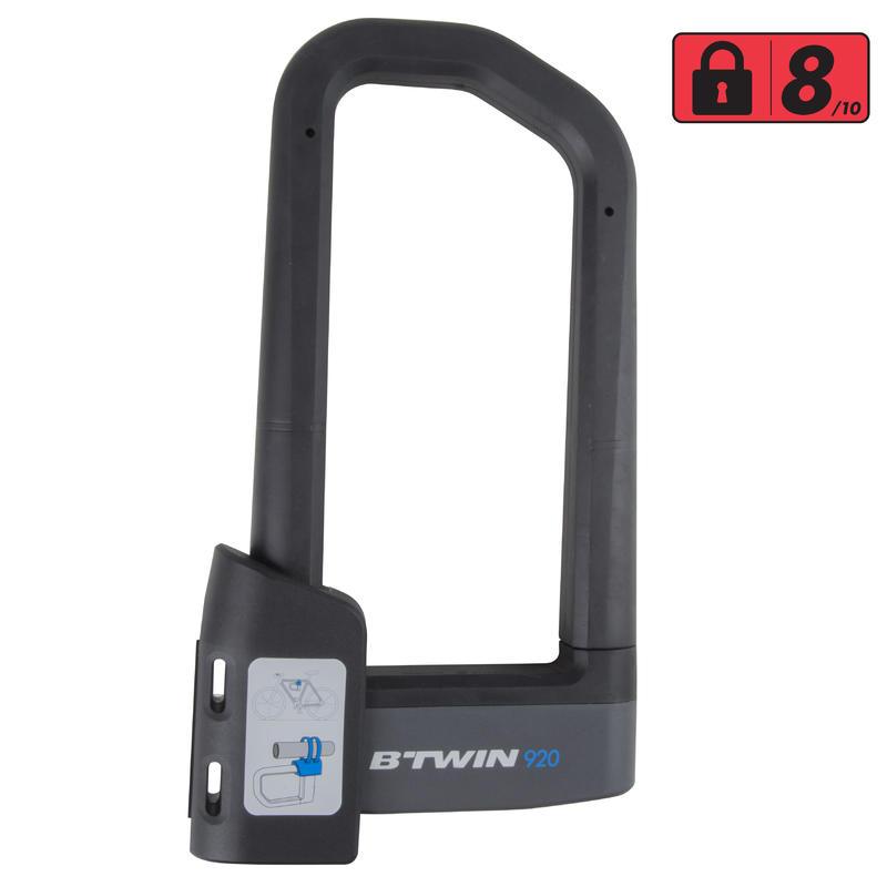 920 Bike D Lock - 25cm
