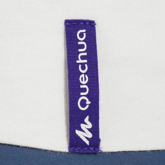 T-Shirt de randonnée enfant fille Hike 500 hibou - 1151768