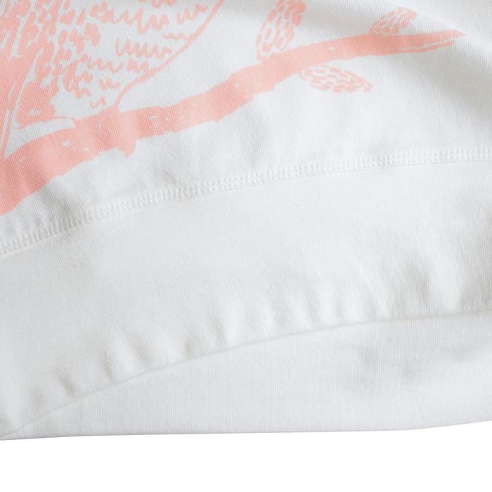 T-Shirt de randonnée enfant fille Hike 500 hibou - 1151769