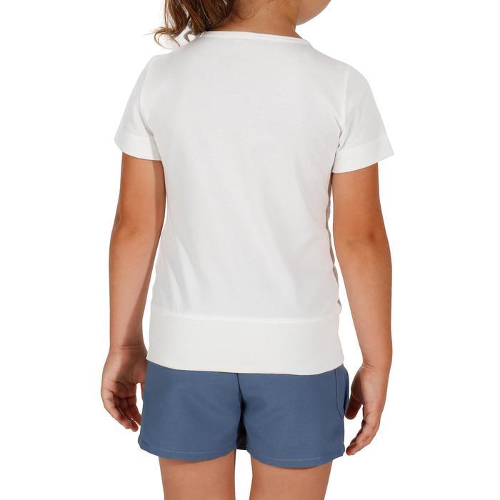 T-Shirt de randonnée enfant fille Hike 500 hibou - 1151770