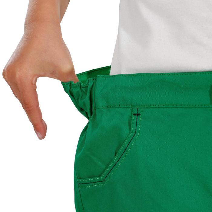 Wandelshort voor jongens Hike 500 groen
