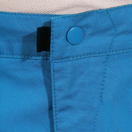 shorts hike 500 kid b bleu