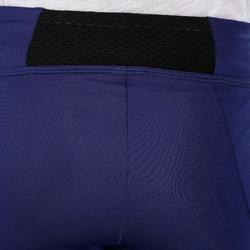 Leggings de travesía niña Hike 500 Azul marino
