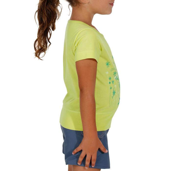 T-Shirt de randonnée enfant Hike 500 hibou - 1152094