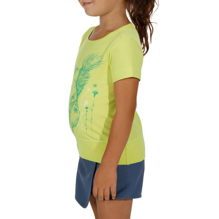 T-Shirt de randonnée enfant Hike 500 hibou - 1152095