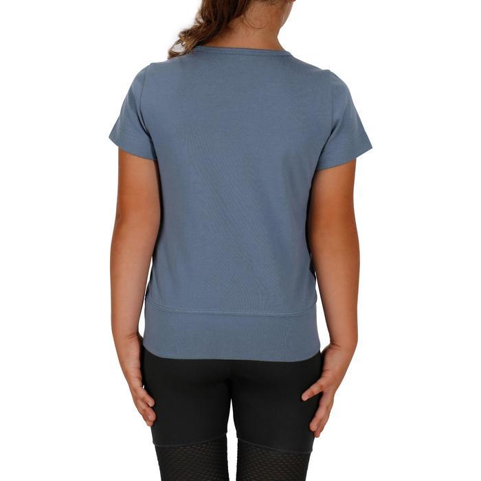 T-Shirt de randonnée enfant fille Hike 500 hibou - 1152101