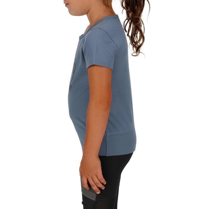 T-Shirt de randonnée enfant fille Hike 500 hibou - 1152103