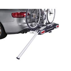 Rampa de carga para bicicletas eléctricas