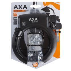 Fietsslot op het kader AXA Defender
