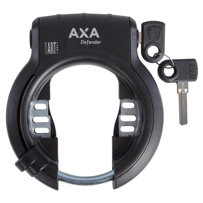 Antivol Velo sur cadre AXA Defender