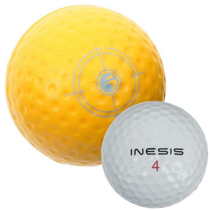 Foam golfbal 100 voor kinderen (verkocht per stuk) - 1152460