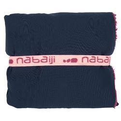 Toalla Pies Piscina Natación Nabaiji Burdeos Suave 60 cm