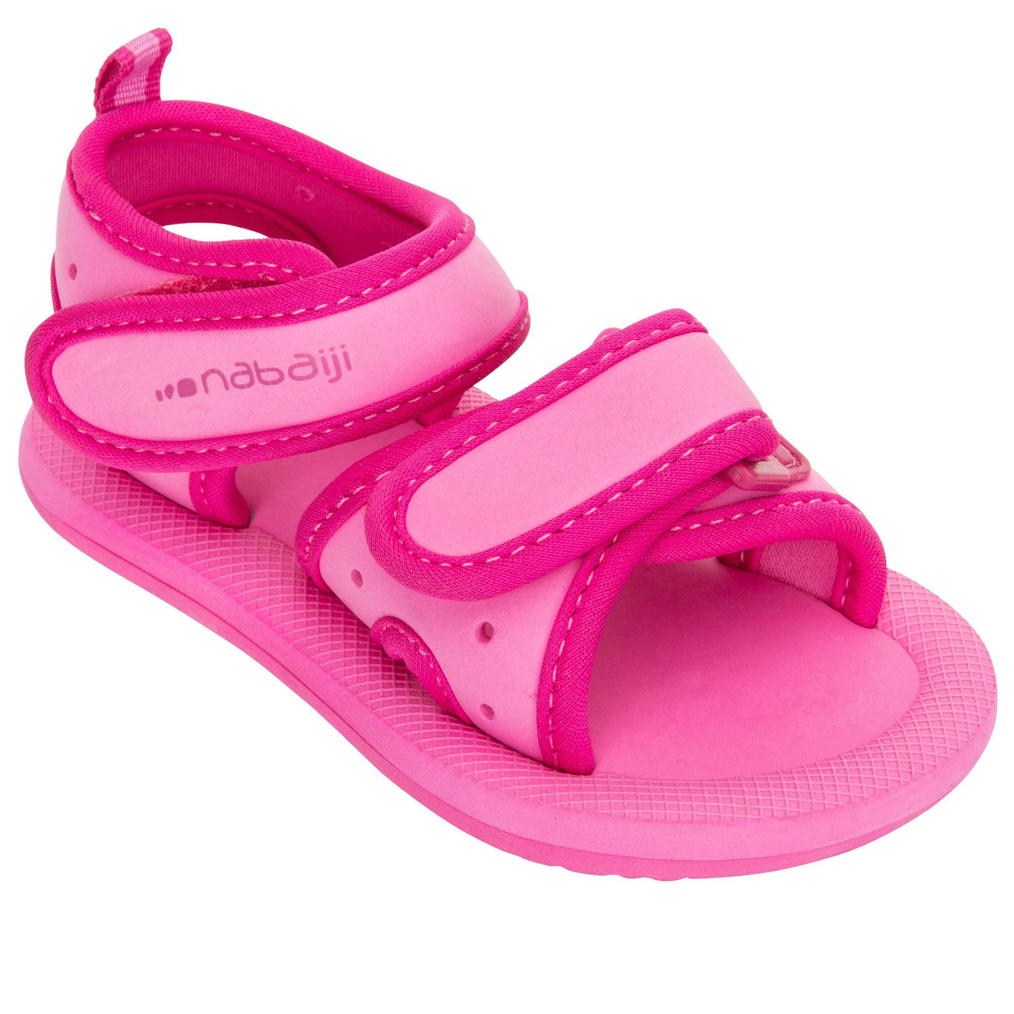 b1e97e153ae chaussure bebe piscine