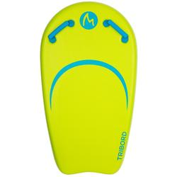 BODYATU Kids' Bodyboard M, delivered with a leash - Green
