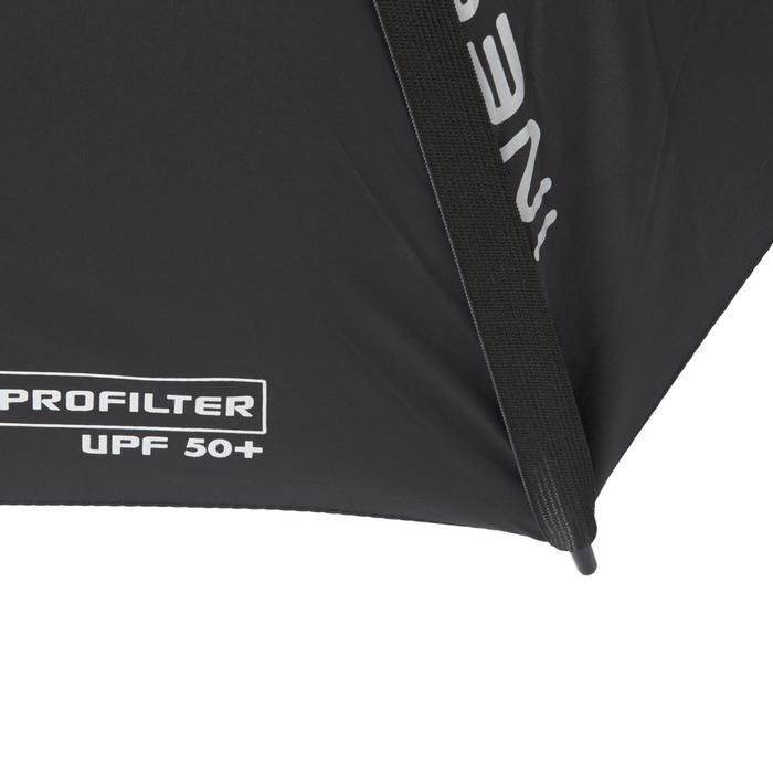 900 Golf UV Umbrella - Black