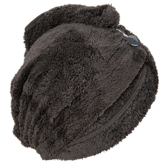 Serviette cheveux en microfibre douce - 1152844