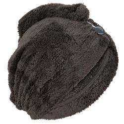Serviette cheveux en microfibre douce