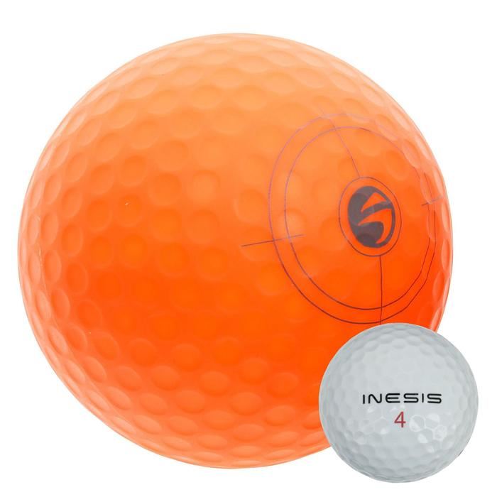 Bola de golf hinchable 500 niños
