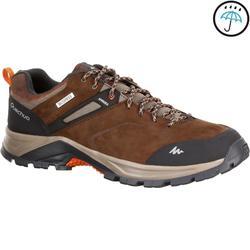 Botas de senderismo montaña hombre MH500 impermeable marrón b5da891c5b4