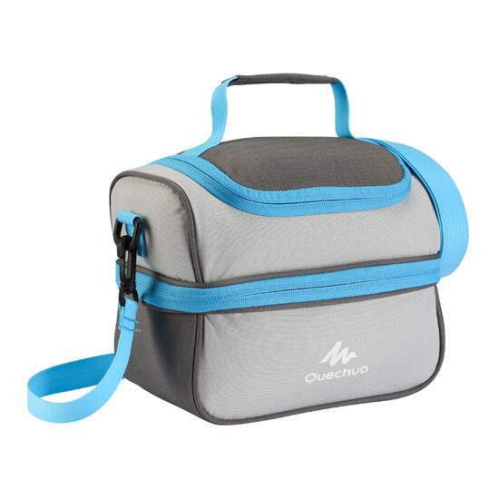 Koeltas Lunch Box voor wandelen (met 2 bewaardoosjes) 4,4 liter - 115293