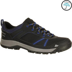 Men's Hiking Shoes (WATERPROOF) NH300 - Black