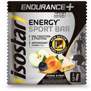Energijska ploščica za športnike ENDURANCE+ 3 x 40 g žitarice in sadje