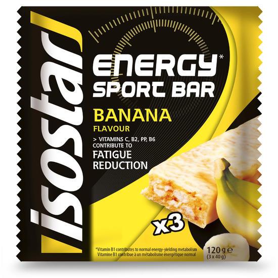 Energierepen High Energy banaan 3x 40 g - 1153032