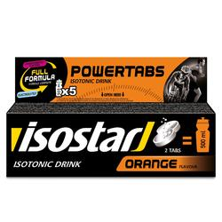 Iso-Brausetabletten Powertabs Orange 10 × 12 g