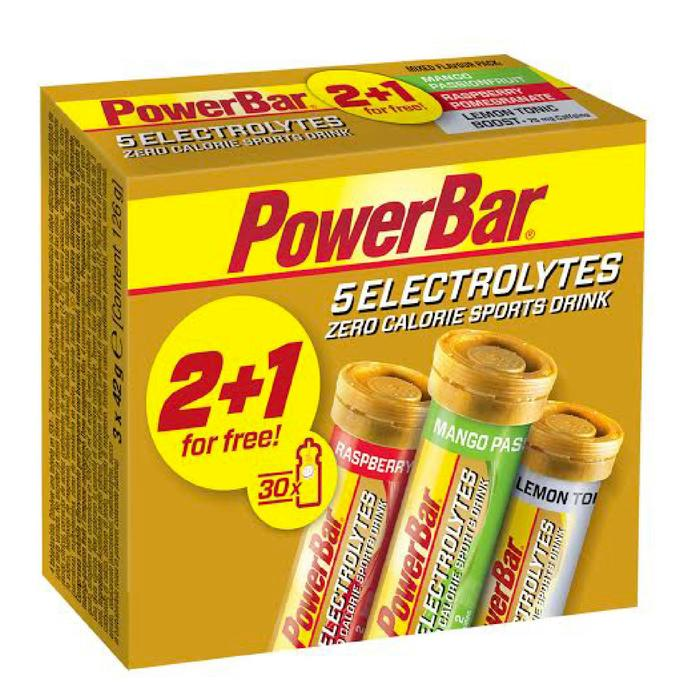 PROMO Boisson électrolytes tablette ELECTROLYTES 2+1 gratuit