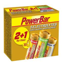 Promo tabletten voor isotone dorstlesser Electrolytes 2+1 gratis
