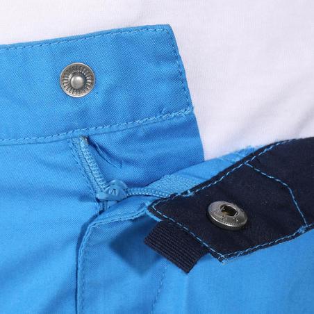 MH500 Celana Pendek Pendakian Anak-Anak (2 hingga 6 Tahun) - Biru