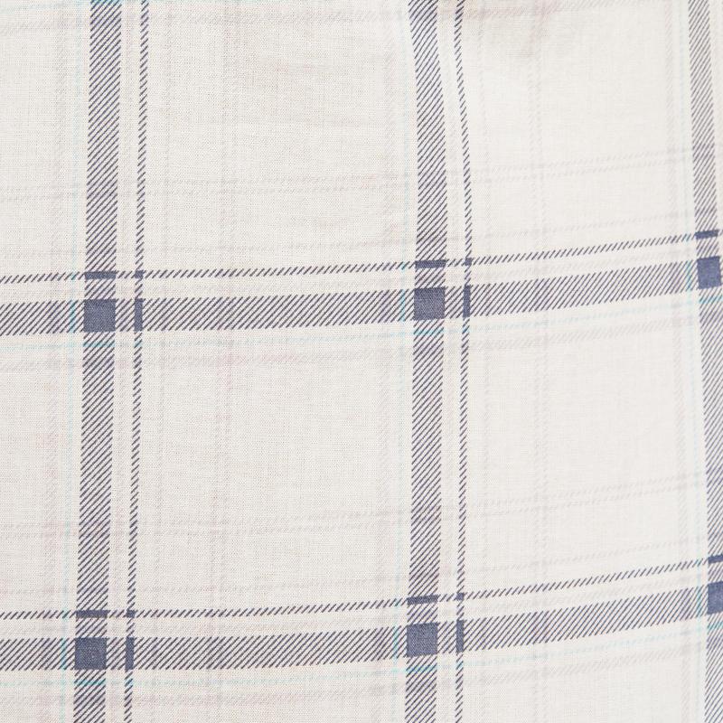 Woman's Sleeveless Arpenaz 100 Travel Shirt – Grey Diamonds