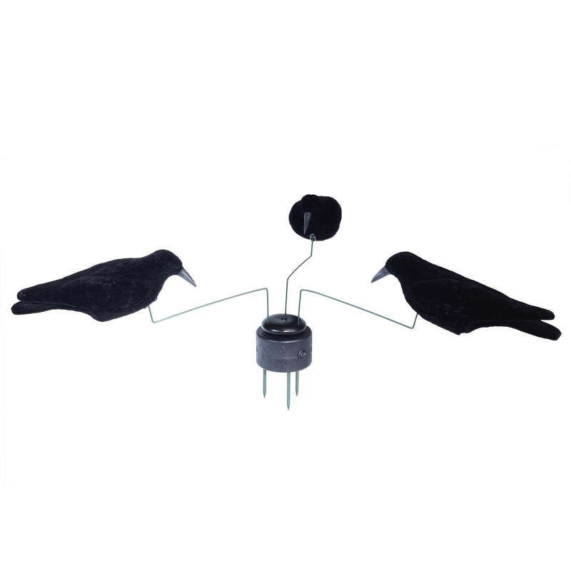 CROW HUNTING ACCESSORIES Shooting and Hunting - CROW DECOY CAROUSEL NO BRAND - Hunting Types