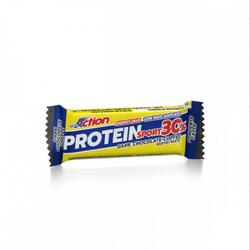 Barretta proteica Protein sport 30% Proaction fondente caffè 35 g