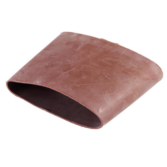 Terugslagbescherming vol bruin