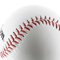 Set de baseball avec une batte en bois 24 pouces (60,96 cm) et une balle enfant