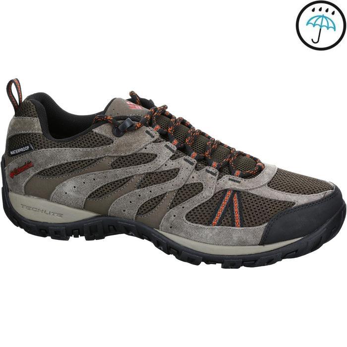 Chaussures de randonnée homme Columbia Redmond 2 imperméable marron/gris - 1153642